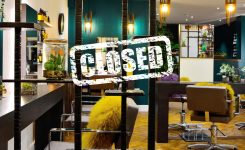 COVID19 SALON CLOSURE INFORMATION